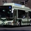 京都市バス車両動向(2012年度)