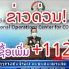 【5月2日付発表】コロナ新規感染者112人、うちボーケオ県で60人