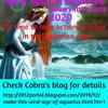 COBRAアップデート 水瓶座の時代起動プロモーション動画およびコブラ・フルフォード ジョイントインタビュー  (2019/12/26)