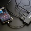 【Galaxy Note 8】CHOETECH USB CハブでHDMI出力は充電しながら使えるのでプロジェクター利用に良いかも