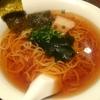 魚介醤油ラーメン(居酒屋)