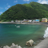 西伊豆の海7(クリスタルビーチ 宇久須海水浴場 黄金崎海水浴場 安良里海水浴場)