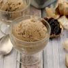 黒にんにくを使ったアイスクリームのご紹介です!