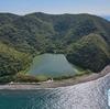 蛇の池(山口県平郡島)