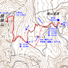 兵庫県神崎郡神河町の暁晴山(ぎょうせいざん:1077.1m)