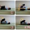 妊娠中の腰痛、股関節の痛みに、、骨盤リセットエクササイズ