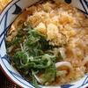 「鴨ねぎうどん」 丸亀製麺