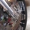 パーツ:Greene Brothers Designs「Replacement Front Axle for 2008 to 2020 Bagger / Touring Bikes」