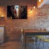 アートボードを飾り部屋をおしゃれに。壁掛けアートパネルでゴールデンウィークに合わせた旅行気分を感じるコーデに挑戦。