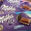 紫色の可愛いパッケージ!ドイツで人気のチョコレート、Milka(ミルカ)