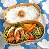 #362 鶏の唐揚げ弁当(家弁)