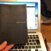 『手帳』未来の予定管理だけでなく自分の過去を思い出させてくれるツール。
