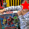 キュウレンジャーのおもちゃを買いました。【DXキュウレンオー】