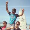 テラスハウスハワイ魁がサーフィン大会で優勝!仁希と杏奈が祝福♡VOLCOMマネも涙