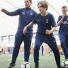 サッカーにおける身体能力の尺度(短い距離を疾走する、加速する、減速する、方向転換する、そしてそれと同時にテクニカルな動作を行うことがサッカーにおける身体能力の尺度として妥当であると考えられる)