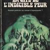 :JEAN RAY『LA CITÉ DE L'INDICIBLE PEUR―Roman policier ou roman d'épouvante?』(ジャン・レイ『とんでもない恐怖の町―推理小説それとも恐怖小説?』)