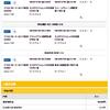 3/28 出費ありません 早くも年末年始の航空券を押さえた。ウィーンinプラハoutで7.1万ポッキリ!