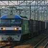 7月31日撮影 武蔵野線 府中本町駅 待っている間に撮影した貨物列車等