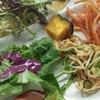 【越谷】種の家 レイクタウンで有機野菜ビュッフェ