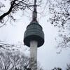 12/24 ソウルよれよれ旅行4日目:タワーにのぼる