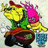 「FIRE DOG69」っていうマジで熱いグループがお勧め!ドライブにはもってこいの曲!!