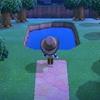 『あつまれ どうぶつの森』最初からある池に思いを馳せる