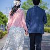 Happy 10th Wedding Anniversary at Yokohama