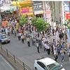 子どもを被ばくから守ろう!家族も、自分も! 第10回新宿デモ