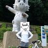 自転車でいく 兵庫・三田のカフェ (リストランテ アグリさん)