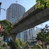 2021年バンコクの旅。初日は街中の様子を見てみましょう
