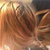 *。髪染めアレルギーの方に必見!ブリーチ後の赤みをセルフカラーで抑えられた方法を発見いたしましたぁ!!。*