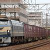 ニーナ充当5097レ、クリーンかわさき号152レなど 貨物列車撮影 5/29