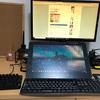 Cintiq Pro 16設置完了^^