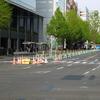 広瀬通、右折車線増設工事、現在の状況(2017年5月)!