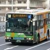 日曜すぺさる actypio、探検隊「東京マラソンの臨時バス! LED行先表示器に千葉の英雄ジャガーさんを見た!!」