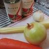 基本のトマトソースからの牡蠣とブロッコリーのトマトクリームパスタ