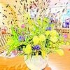 ★フラワー★フォトアート★草津のホテルの装花