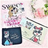 表紙からかわいいってズルい♡三浦大地氏デザインのディズニーアイテムが月刊誌に初登場!