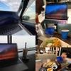 今日は海を見ながら仕事する!海ほたるでノマド、テレワーク〜しかし無料Wi-Fi、WiMAXが繋がらない!?
