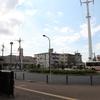 地下鉄北花田駅前(堺市北区)