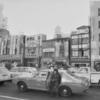 神保町 靖国通り 1976