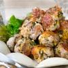 【レシピ】簡単やみつき♬大葉チーズ豚こまボール♬