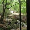 爪跡「くろんど園地20120814明け方の豪雨」