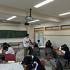 【ボランティア教育】高校生と一緒にボランティア体験の振り返りを行いました!