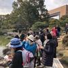 清澄庭園探鳥会へ初めて行ってきました!