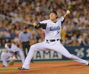林昌範 シーズンオフも、プロ野球選手に「本当のオフはない」