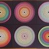 数のふしぎ・糸かけ幾何学アート(1)プロローグ&型紙の作図(64本の釘編)