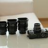 【FUJIFILM】カメラでカメラを撮る