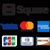 クレジットカード決済、対応可能になりました