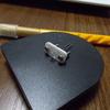 簡単に砲弾型LED用ブラケットを作る